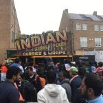 crowd for epic indian food