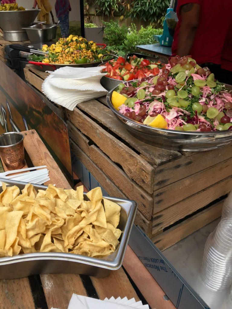 Street Food salads