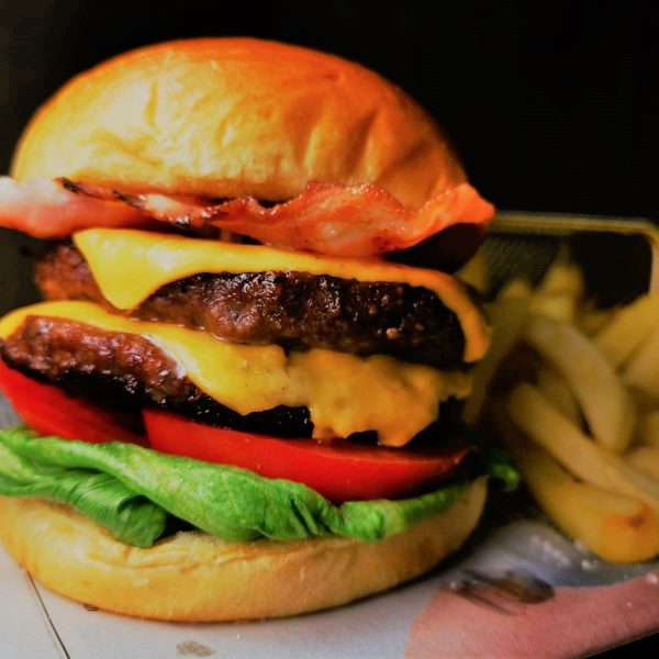 yum street Beef Burgers